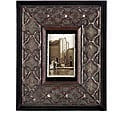 Wood Venice Lattice 4x6-inch Picture Frame