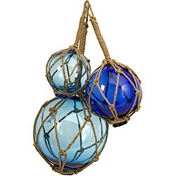 Regent All Tied Up Glass Balls