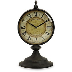 Handcrafted Provence La Siroque Table Clock