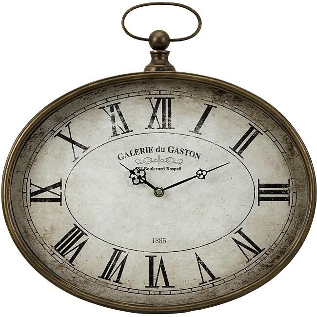 Provence Medium Wall Clock