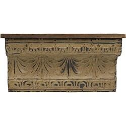 Handcrafted Pine Wood Regent Small Titanic Shelf