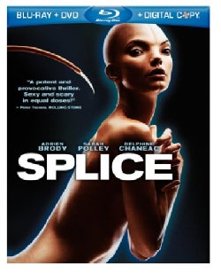 Splice (Blu-ray/DVD)