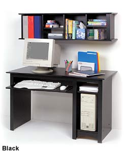 Wall Mounted Desk Hutch