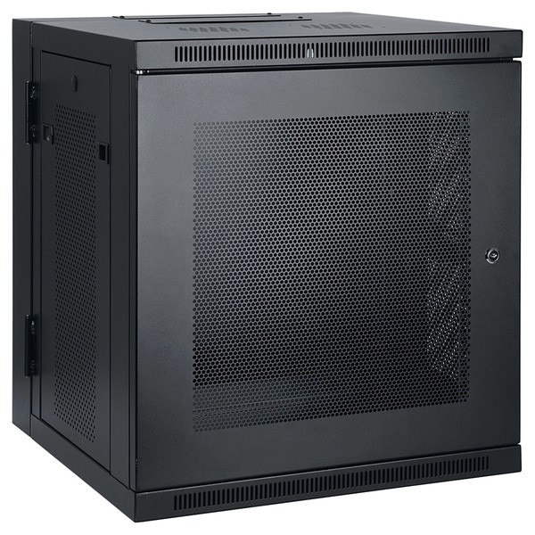 Tripp Lite SRW10US Wall mount Rack Enclosure Cabinet 10U 19""