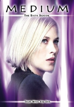 Medium: The Sixth Season (DVD)