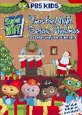 Super Why!: Twas The Night Before Christmas (DVD)
