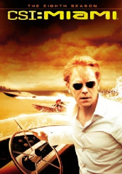 CSI: Miami - Complete Eighth Season (DVD)