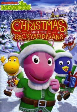 The Backyardigans: Christmas With The Backyardigans (DVD)