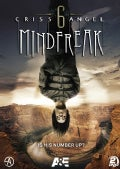 Criss Angel Mindfreak: The Complete Season 6 (DVD)
