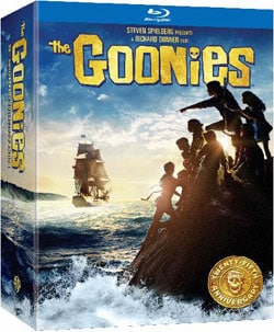 The Goonies 25th Anniversary Collector's Edition (Blu-ray Disc)