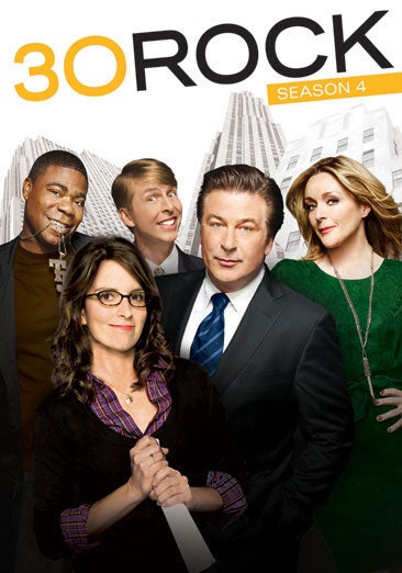 30 Rock: Season 4 (DVD)