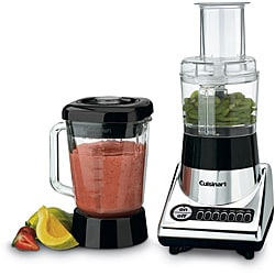 Cuisinart BFP-10CH Chrome PowerBlend Duet Blender and Food Processor