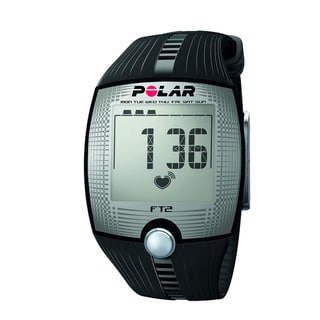 Polar FT2 Black Heart Rate Monitor
