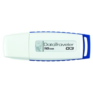 Kingston 16GB DataTraveler G3 DTIG3/16GB USB 2.0 Flash Drive