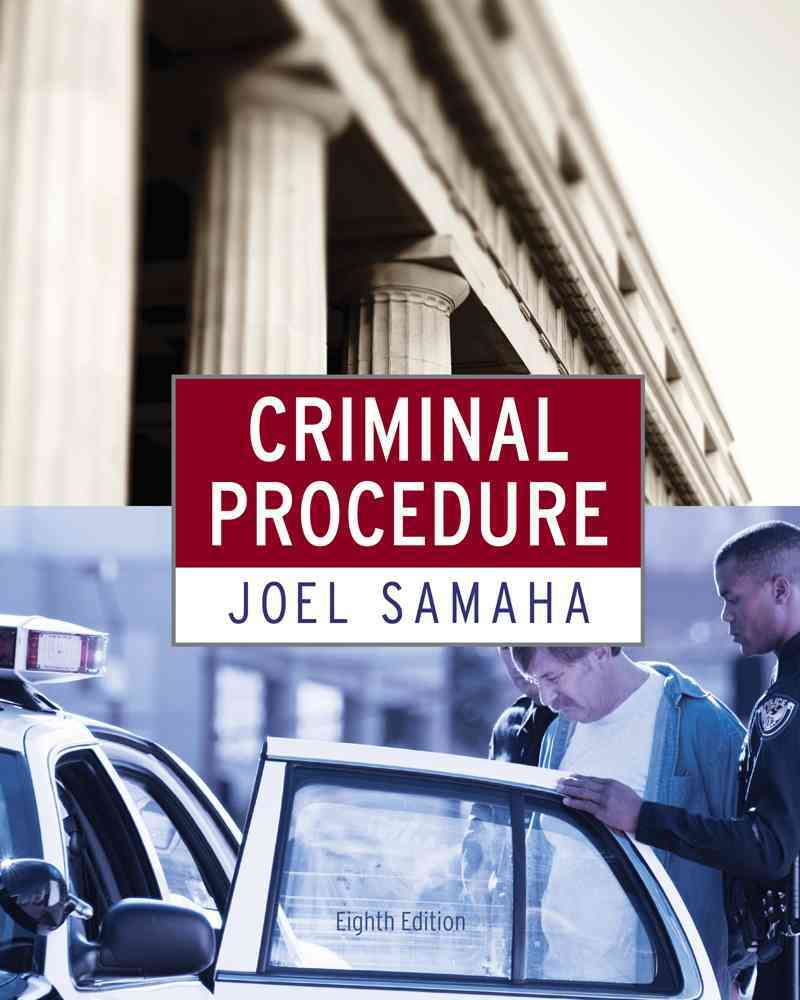 Criminal Procedure (Hardcover)