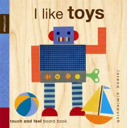 I Like Toys (Board book)