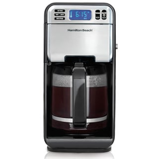 Hamilton Beach 46201 12-cup Coffee Maker
