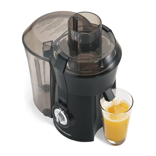 Hamilton Beach 67601 Big Mouth Juice Extractor 7090766