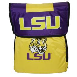 North Pole LSU Tigers 18-can Cooler