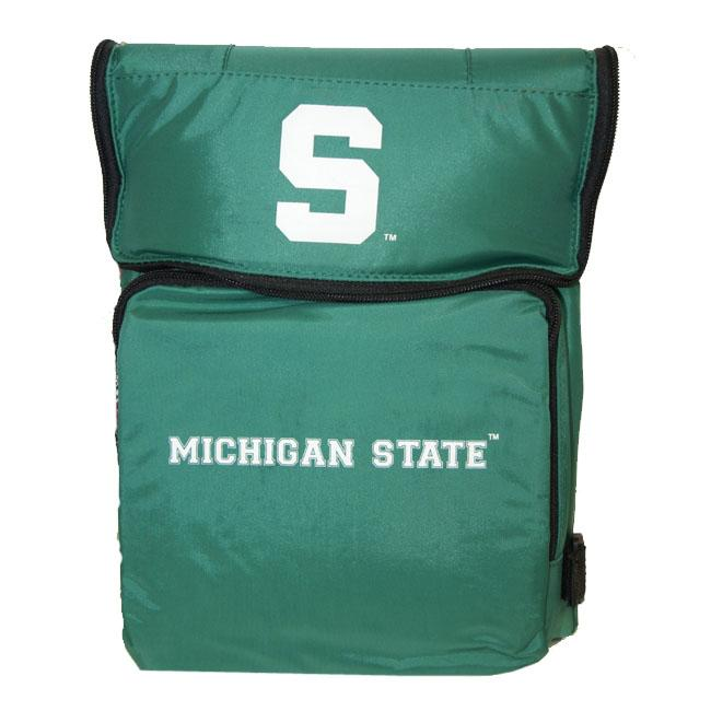 North Pole Michigan State Spartans 18-can Cooler