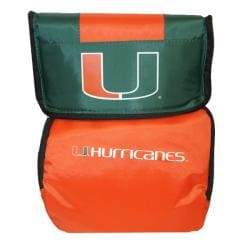 North Pole NCAA Miami Hurricanes 18-can Cooler