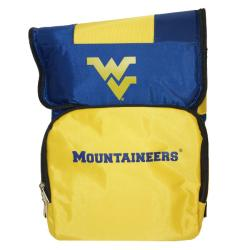 North Pole NCAA West Virginia Mountaineers 18-can Cooler