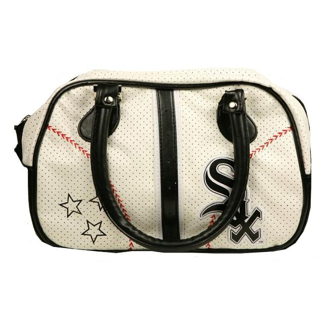 Concept One Chicago White Sox Black Bowler Bag