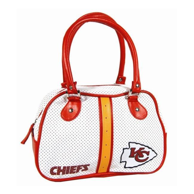 Concept One Kansas City Chiefs Bowler Bag