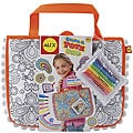 Paisley Flower Color a Tote Bag Kit