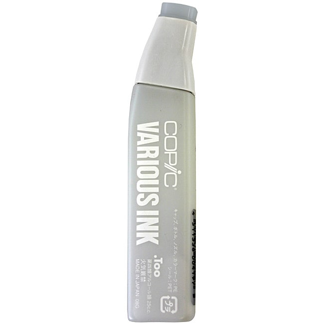 Copic Cool Grey Various Ink Refill for Sketch and Ciao