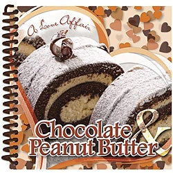 Chocolate & Peanut Butter Bake Book