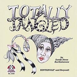 Design Originals Sandy Steen Bartholomew 'Totally Tangled' Craft Book