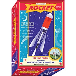 Scientific Explorers Meteor Rocket Science Project Kit