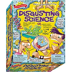 Scientific Explorers 'Disgusting Science' Kit