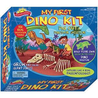 Scientific Explorers My First Dino Kit