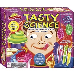 Poof-Slinky Scientific Explorer: Tasty Science Kit