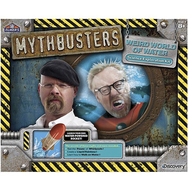 Mythbusters Weird World of Water Kit