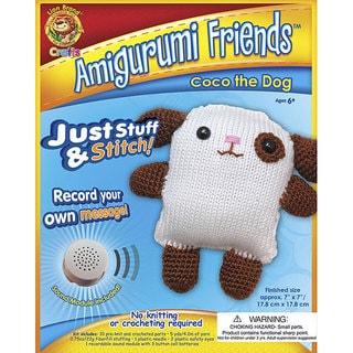 Amigurumi Friends 'Coco The Dog' Kit