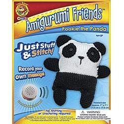 Amigurumi Friends Pookie the Panda Stitching Kit