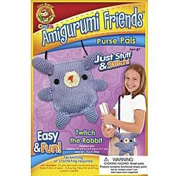 Amigurumi Friends 'Twitch the Rabbit' Purse Pals Kit