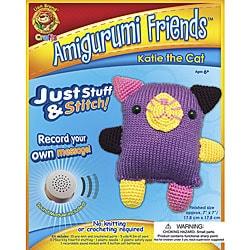 Amigurumi Friends Katie the Cat Stitching Kit