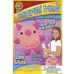 Amigurumi Friends Hamlet the Pig Purse Pals Kit