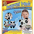 Amigurumi Friends Pookie the Panda Pillow Pal Kit