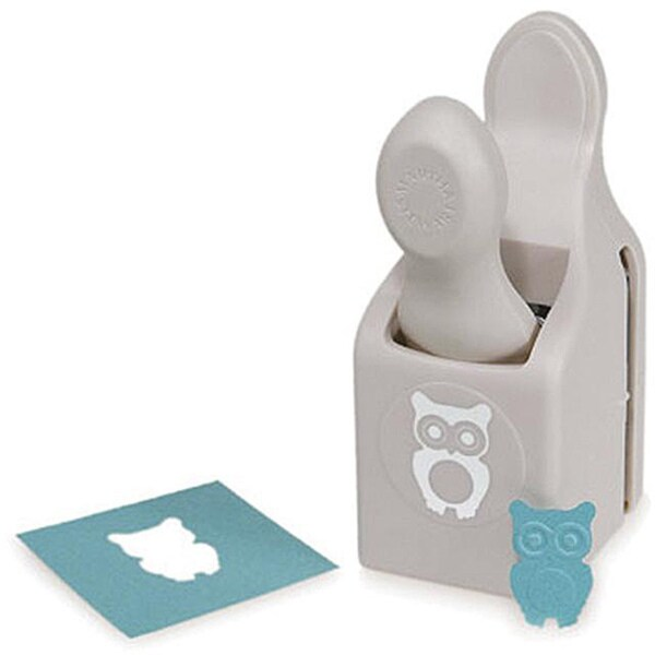Martha Stewart Medium Owl Emboss Punch
