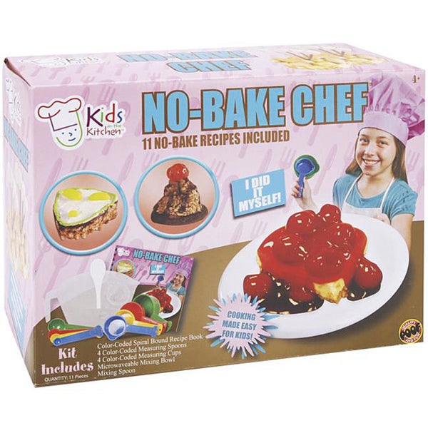 Deluxe No-bake Chef Cooking Kit
