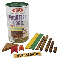 Frontier Logs 75-piece Set