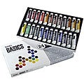 Basics Acrylic 24-color Paint Set