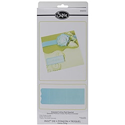 Sizzix 'Ornate Tri-fold Card' Bigz XL Die