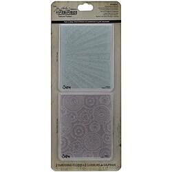 Ellison Sizzix Texture Embossing Folders