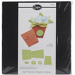 Sizzix Bigz Big Shot Pro 'Flower Pot with Leaf, Card and Pocket' Die